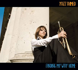 Yazz Ahmed - Finding My Way Home, cover