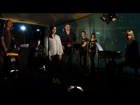 These New puritans - Fragment Two - live session
