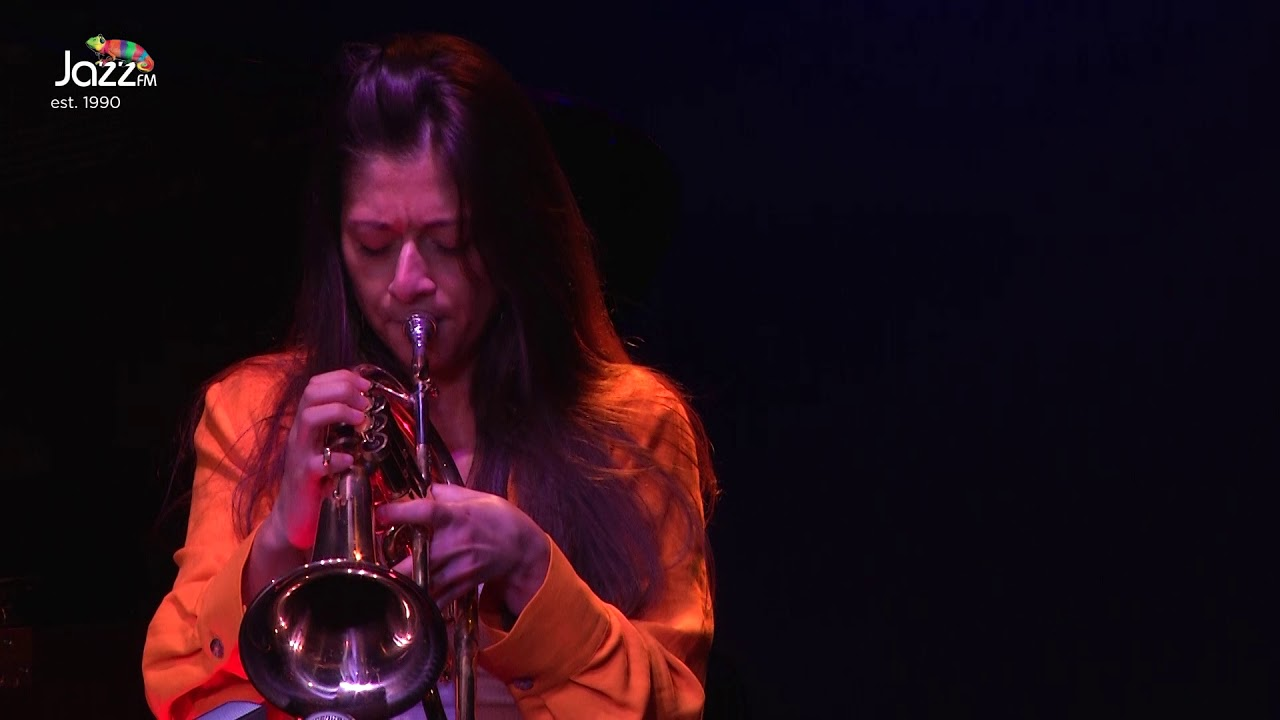 Yazz Ahmed plays 'Forest Bathing' - Jazz FM Awards 2020 with OANDA